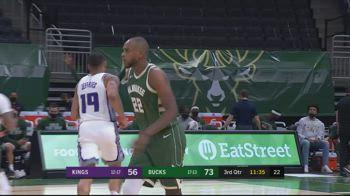 NBA, 32 punti di Middleton vs. Sacramento