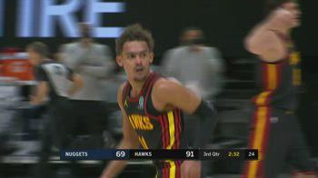 NBA, 35 punti di Trae Young vs. Denver