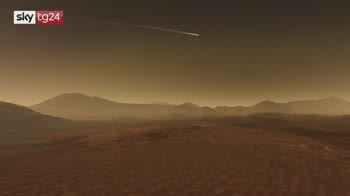 Marte, l'atterraggio di Perseverance e la voce del Pianeta