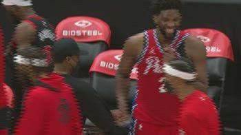 NBA Highlights: Toronto-Philadelphia 102-109
