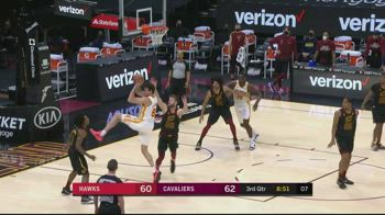 NBA, 5 punti di Gallinari contro Cleveland