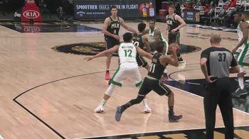 NBA, 33 punti per Trae Young contro Boston