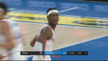 NBA, 42 punti per Shai Gilgeous-Alexander contro gli Spurs