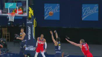 NBA, 34 punti per Jamal Murray contro Washington