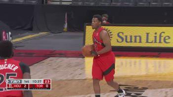 NBA, la tripla doppia di Kyle Lowry contro Houston