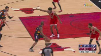 NBA, i 15 assist di Chris Paul contro Chicago