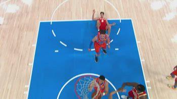 NBA, 8 punti di Danilo Gallinari contro i Thunder