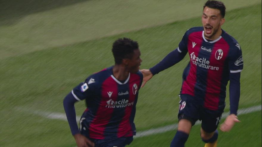 Bologna-Lazio 2-0: gol e highlights