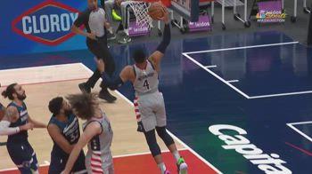 NBA, la tripla doppia di Russell Westbrook contro Minnesota