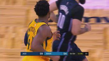 NBA, i 31 punti di Donovan Mitchell contro Orlando