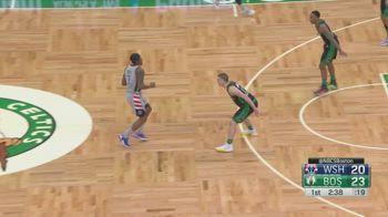 NBA, i 46 punti di Bradley Beal contro Boston