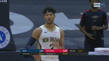 NBA, il possesso finale decisivo di New Orleans-Utah
