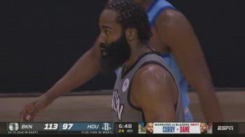 NBA, tripla doppia per James Harden vs. Houston