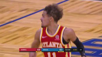 NBA, 32 punti di Trae Young vs. Orlando