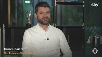 L'intervista a Enrico Bartolini, chef più stellato d'Italia