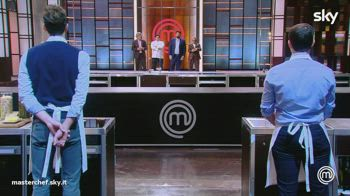 Finale MasterChef 10: Sfida tra i finalisti Monir e Antonio