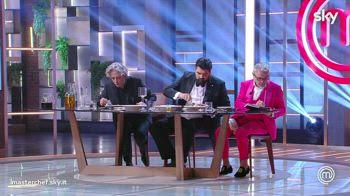 Finale MasterChef: I giudizi sul dolce del finalista Aquila