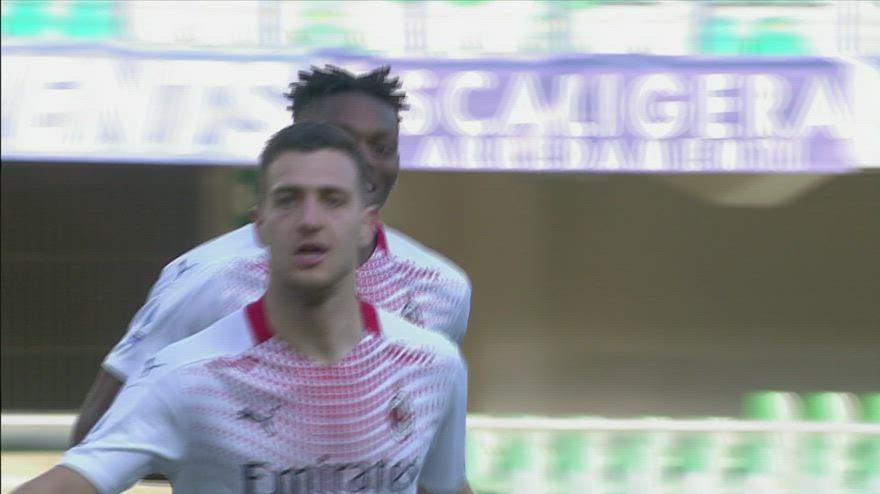 Verona-Milan 0-2: gol e highlights