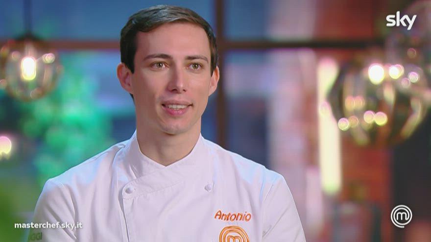 Antonio, finalista di MasterChef 10