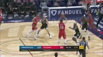 NBA, la prestazione di Nicolò Melli contro Minnesota