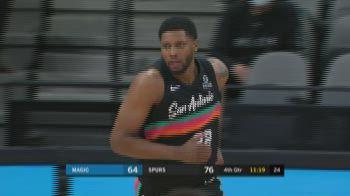 NBA Highlights: San Antonio-Orlando 104-77