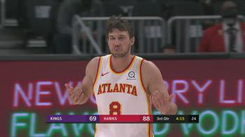 NBA, 15 punti di Gallinari contro Sacramento