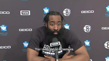 "NBA, Harden supera Bird e si sorprende: ""In che cosa?"""