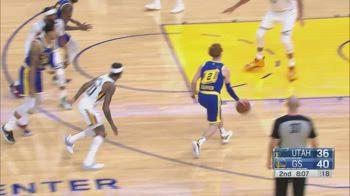 NBA, i 5 punti di Nico Mannion contro Utah