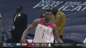 NBA Highlights: New Orleans-L.A. Clippers 135-115