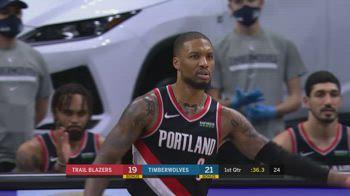 NBA, 38 punti di Lillard vs. Minnesota