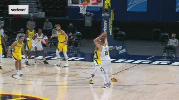 NBA, i 32 punti di Nikola Jokic contro Indiana