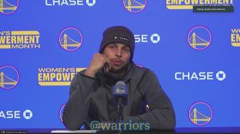 NBA, le dure parole di Curry dopo il ko vs. Lakers