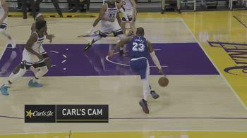 NBA, la tripla doppia di LeBron James contro Minnesota