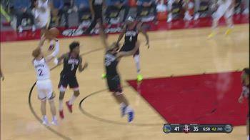 NBA, 5 punti per Nico Mannion contro Houston