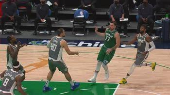 NBA, 42 punti per Luka Doncic contro i Clippers