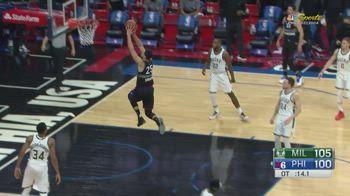 NBA, tripla doppia per Ben Simmons contro Milwaukee