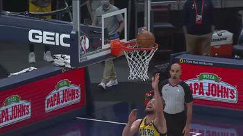 NBA, tripla doppia per Domantas Sabonis contro Brooklyn