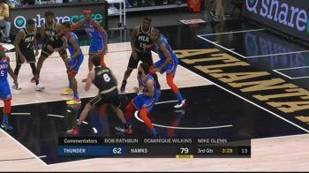 NBA, 8 punti di Danilo Gallinari contro OKC