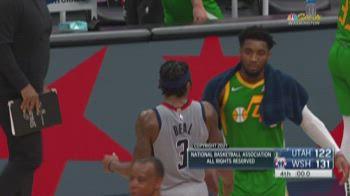 NBA Highlights: Washington-Utah 131-122