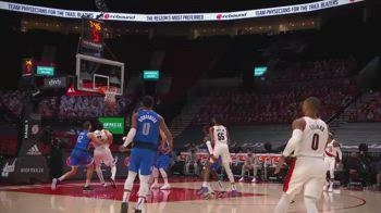 NBA, i 31 punti di Damian Lillard contro Dallas