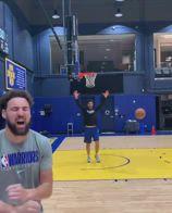 NBA, come sta Klay Thompson? La mano è sempre calda