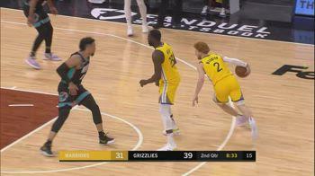 NBA, 9 punti per Nico Mannion contro Memphis