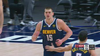 NBA, tripla doppia di Jokic vs. New Orleans