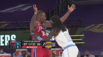 """NBA, scontro Howard-Harrell, Rivers: """"Sono due pagliacci"""""""