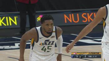 NBA, 35 punti per Donovan Mitchell contro Memphis