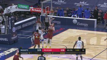 NBA, 37 punti per Nikola Jokic contro New Orleans