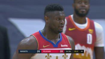NBA, 39 punti per Zion Williamson contro Denver