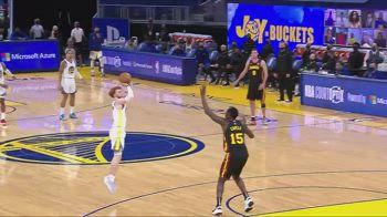 NBA, 10 punti per Nico Mannion contro Atlanta