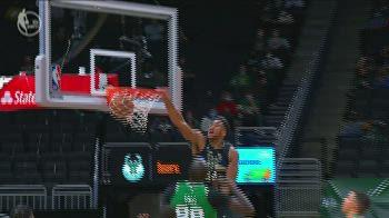 NBA, dunk of the night: Giannis Antetokounmpo