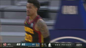 NBA Highlights: Golden State-Atlanta 108-124